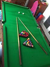 Billiard Table Brunswick Moreland Area Preview