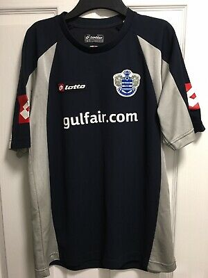 2012/2013 QPR training football shirt Lotto Queens Park Rangers XL mens for sale  Shipping to United States