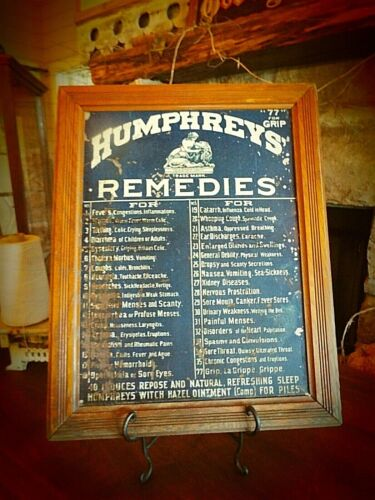 ANTIQUE EARLY HUMPHERY