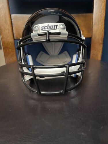 UMass Minutemen Schutt XP Mini Helmet