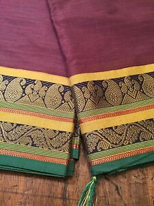 Pure Cotton Sarees for sale in Kitchener