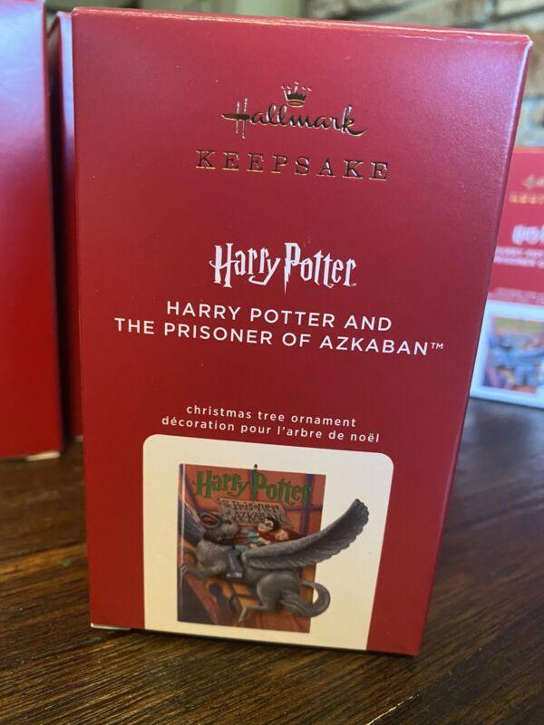 HALLMARK  Keepsake 2020 HARRY POTTER AND THE PRISONER OF AZKABAN ORNAMENT