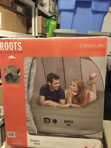 Roots Queen sized double high Insta Bed