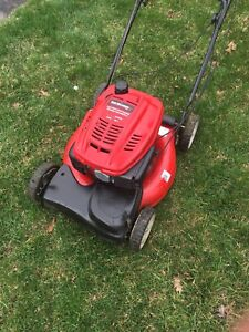 Self Propelled Lawn Mower - PRICED TO SELL