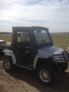 2008 prowler 700