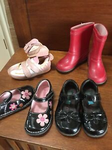Girls toddler size 8 shoes