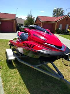 2009 Kawasaki Ultra 260X Supercharged