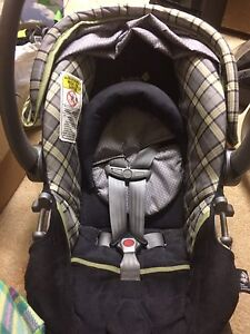 Rear facing Infant Car Seat and Base