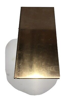 Bronze Commercial Bronze Sheet Plate Stock 5.5x11x.25thick