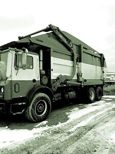FRONT, AND REAR LOAD GARBAGE TRUCKS,RECYCLE TRUCKS