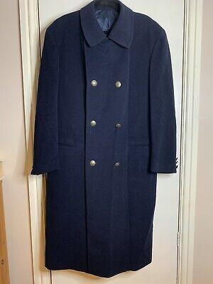 Vintage 1980s V2 Gianni Versace Overcoat