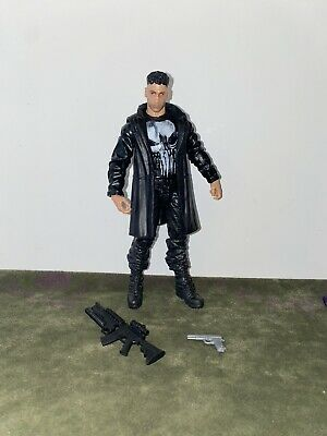 "Marvel Legends 6"" Man Thing Netflix Wave Punisher Complete Action Figure"