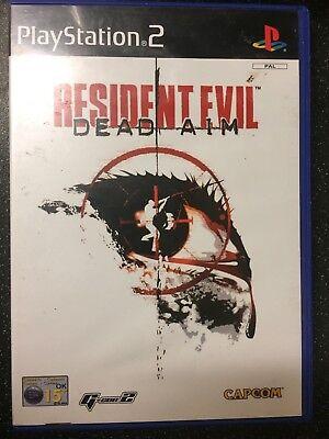 Resident Evil: Dead Aim Playstation PS2 segunda mano  Embacar hacia Spain