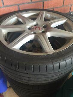 Honda Civic fn2 type R 18inch $650 Walkley Heights Salisbury Area Preview