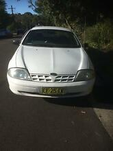 2000 Ford Falcon AU Ute XLS Hornsby Hornsby Area Preview