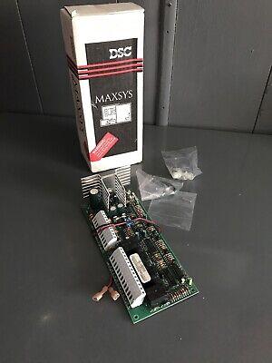 Dsc Maxsys Kt-pc4204 Security Alarm 12v 4 Programmable Relay Output New Kantech