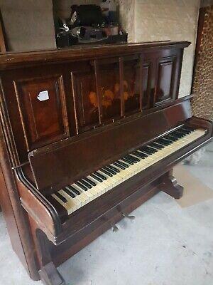 old beautyfull piano collard and collard use or decor
