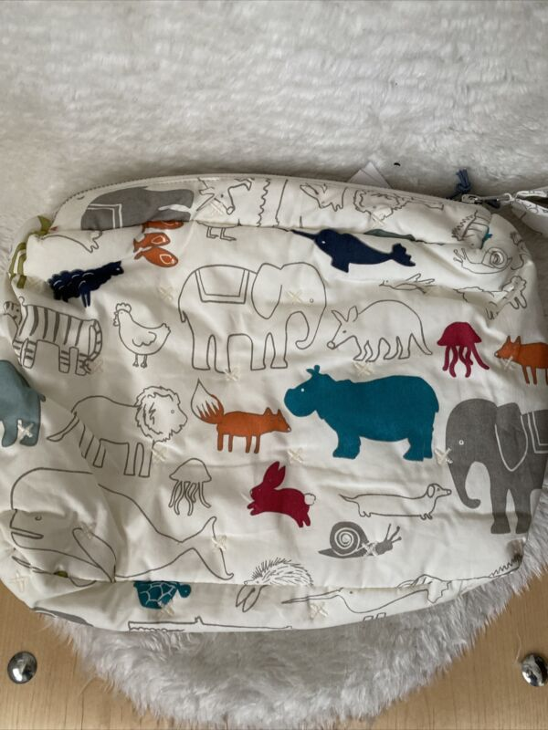Pehr On The Go Travel Pouch Organic Noah