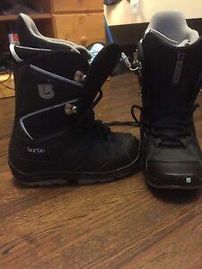 Button moto boots