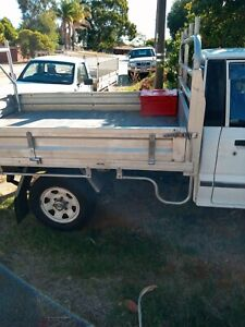 Exp driver ute hire plus country