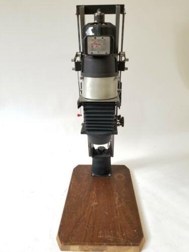 "Vintage Omega D2 Enlarger for up to 4"" x 5"" size negatives / film. Working cond."
