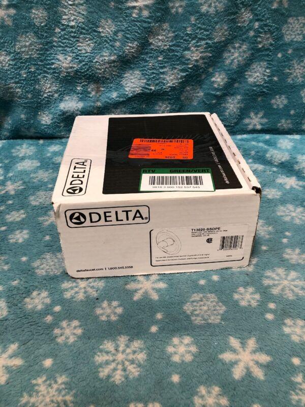 Delta Temperature Control Valve Trim Kit Single-Handle (Valve Not Included)