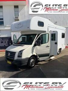 VW 6 BERTH Motorhome AUTO North St Marys Penrith Area Preview