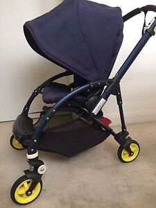 Bugaboo Bee Plus Limited Edition Neon Southbank Melbourne City Preview