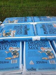 Organic Potting Mix 4 bags Dural Hornsby Area Preview