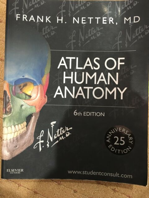 Netter Atlas Of Human Anatomy Textbooks Gumtree Australia Gold