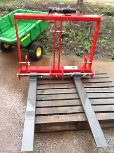 2015 Kanga 3PL adjustable pallet forks Lilydale Yarra Ranges Preview