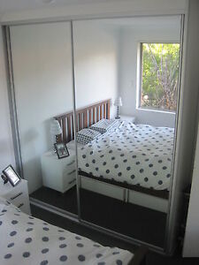 DIY Built in Wardrobe MIRROR glass sliding doors,MADE TO MEASURE up to 4880 wide