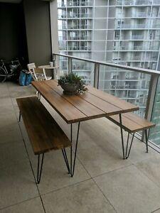 Hardwood premium Outdoor Dining Table