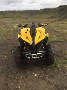 2010 can am renegade 500 4X4