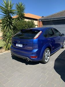 2009 Ford Focus Xr5 Turbo 6 Sp Manual 5d Hatchback