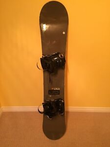 Limited board and binding. (158cm)