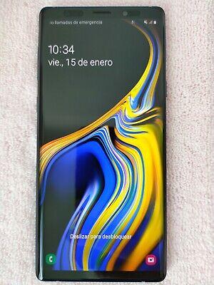 Samsung Galaxy Note9 SM-N960F/DS - 512GB - Ocean Blue (Libre) (Dual SIM)