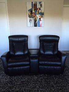 IMG Norway Double recliner with centre drink holder and storage Peakhurst Heights Hurstville Area Preview