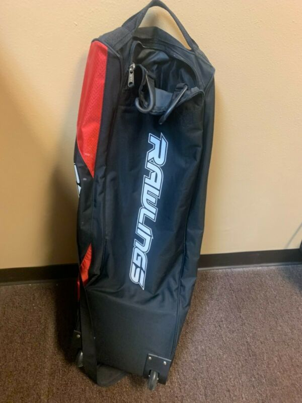 Rawlings Roll Along Bat Bag w/ Wheels