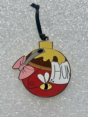 Disney Parks 2020 Advent Calendar Christmas Ornament LR Pin Winnie The Pooh ONLY