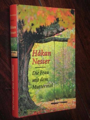 Hakan Nesser - Die Frau mit dem Muttermal (Bechtermünz Verlag, Augsburg, 2000)