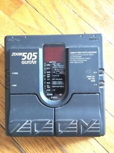 Zoom multi effect pedal for sale or trade