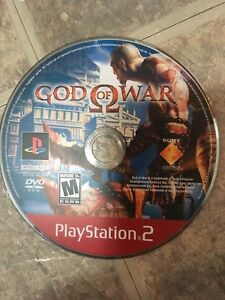 God of war for ps2