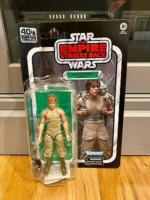 Star Wars The Black Series ESB 40th Anniversary Luke Skywalker Dagobah NEW!