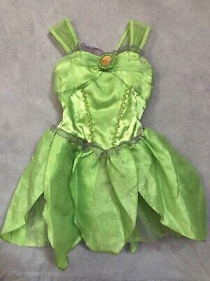 Disney Store Tinkerbell Costume Dress Up Size XXS 2/3 Years