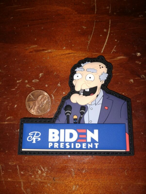family Guy Herbert The Pervert Morale Patch hook and loop + free shot show patch