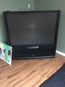 "60"" Projection TV- GREAT SHAPE"