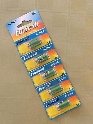 50 piece 4LR44 L1325 PX28A 476A A544 28A Card 6V Alkaline battery