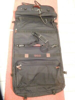 BREE Anzugtasche Kleidersack Kleiderkoffer schwarz 110x57,5x8cm  2,4Kg 51 Liter