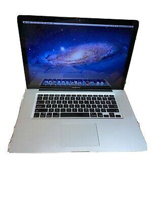 "Apple MacBook Pro 15"" A1286 MC118LL/A - C2D 2.53 GHz, 4 GB, 320 GB"